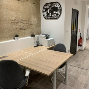 Bureaux spacieux - coworking Bordeaux